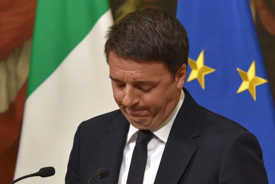 «Mon expérience de chef de gouvernement s'arrête là»,... (photo Andreas SOLARO, archives agence france-presse)