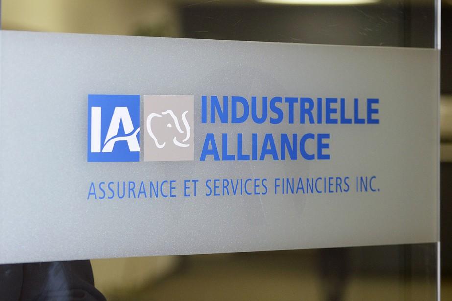 Le groupe financier Industrielle Alliance a annoncé lundi... (PHOTO ARCHIVES)