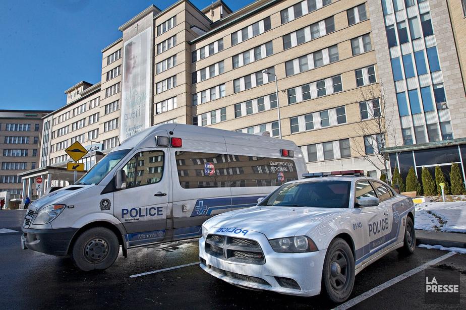 Le Service de police de la Ville de... (photo Patrick Sanfaçon, La Presse)