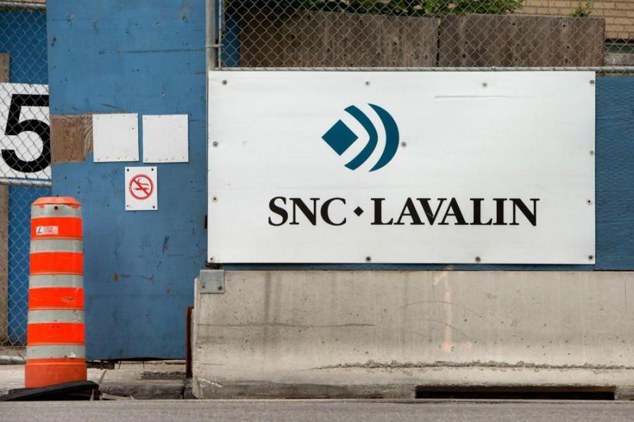 Le géant québécois de l'ingénierie SNC-Lavalin procède au...