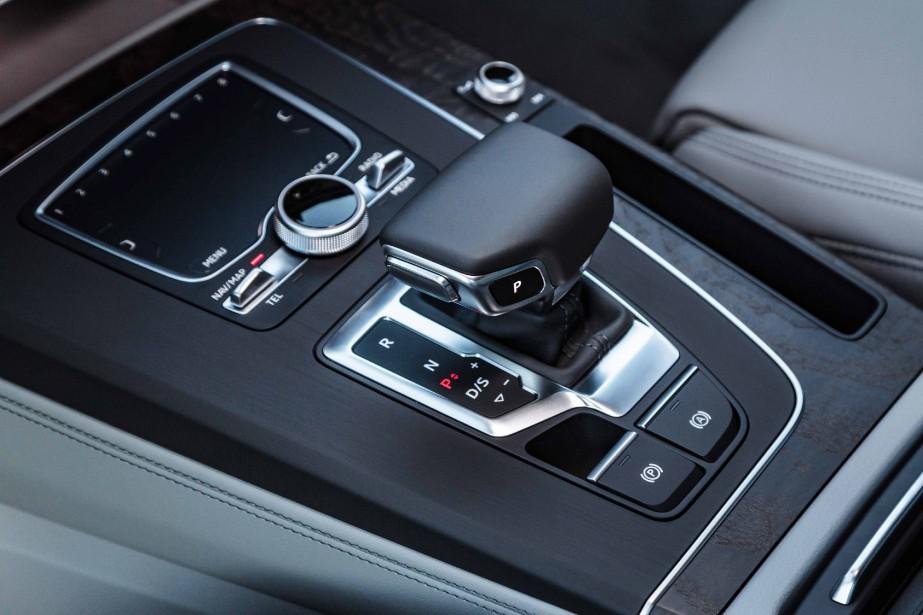 Audi Q5 - banc d'essai ƒric Lefranois 5 dŽcembre 2016 - crŽdit : photos fournies par Audi AG ()