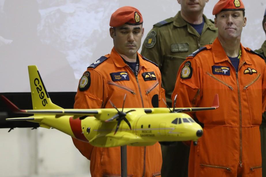 Airbus va livrer aux forces canadiennes les appareils... (THE CANADIAN PRESS)