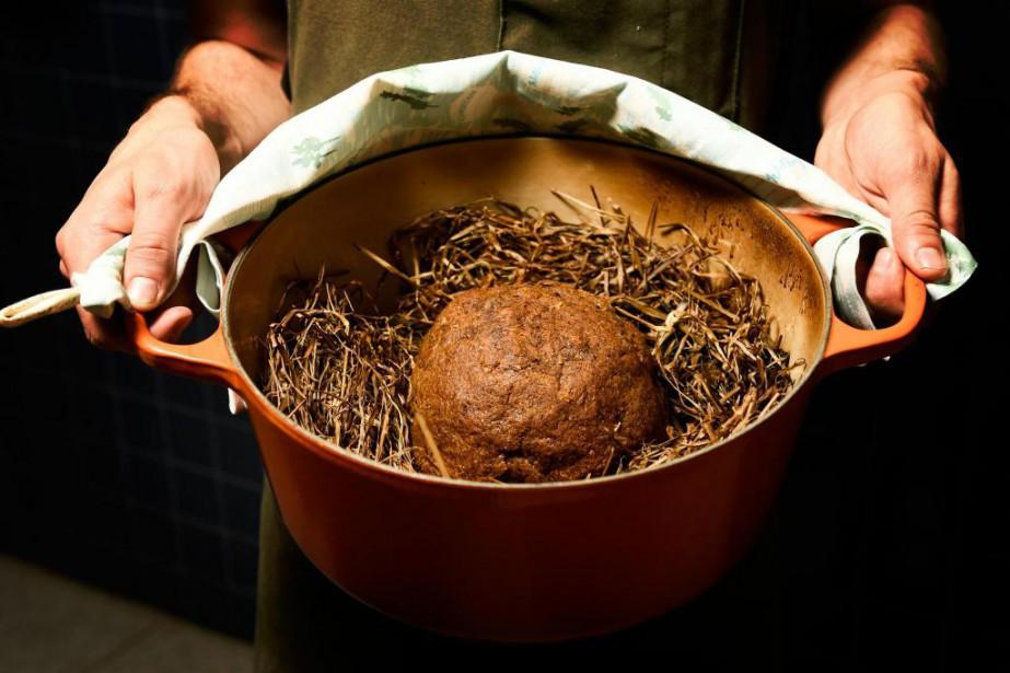 Le rôti de céleri-rave est l'un des plats... (PHOTO BERNARD BRAULT, LA PRESSE)