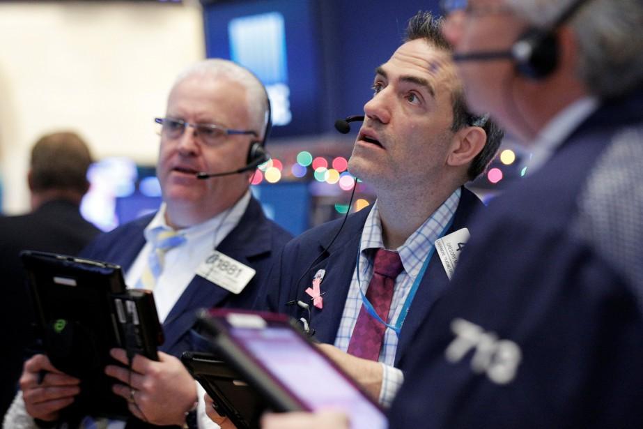 Les marchés boursiers de New York ont établi jeudi de... (PHOTO ARCHIVES REUTERS)