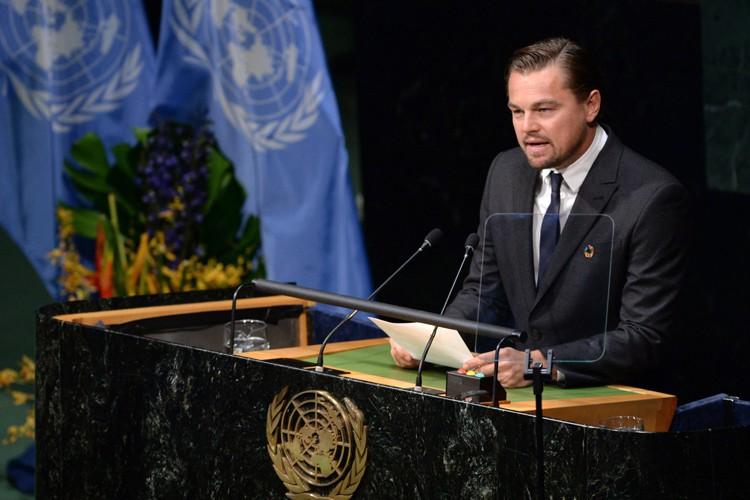 La Fondation de Leonardo DiCaprio, qui est aussi... (PHOTO PC)
