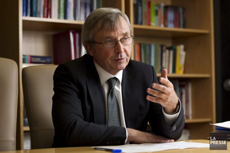 Wayne Smith affirme que le gouvernement du moment... (Photo Sean Kilpatrick, archives La Presse canadienne)