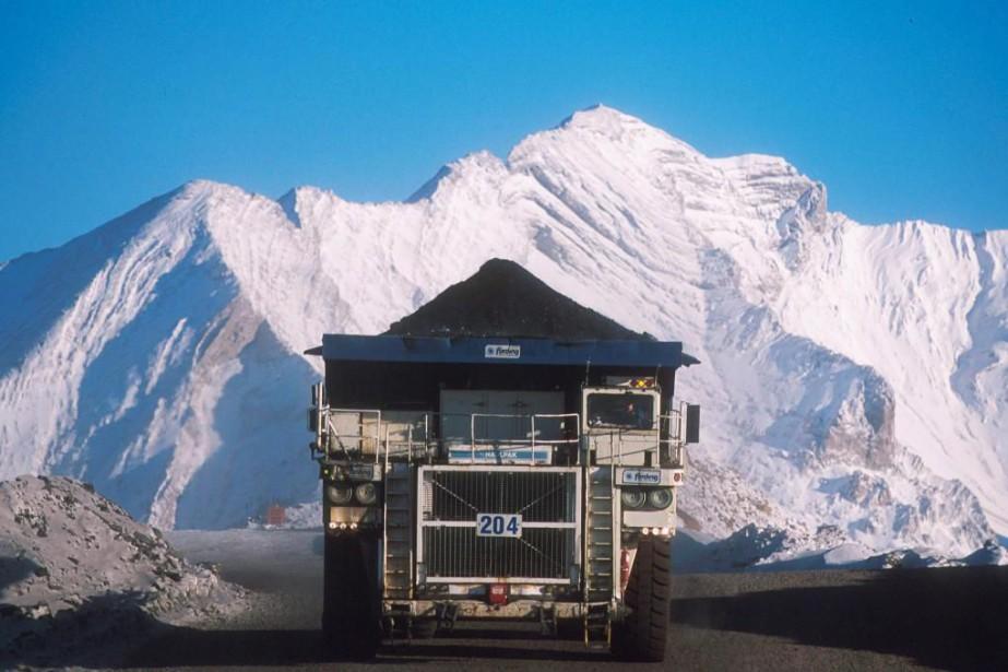 Teck Resources, établie à Vancouver,produit de l'acier, du... (PHOTO fournie parTeck Resources)