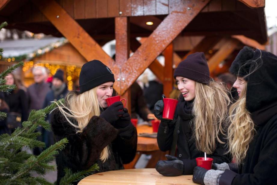 Le hygge, l'art de vivre typiquement danois, c'est... (PhotoJakob Dall, archives The New York Times)
