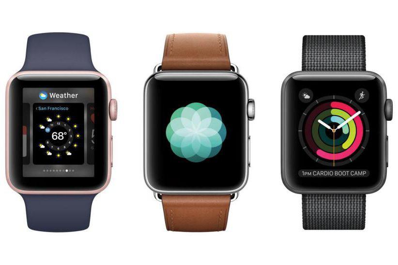 L'Apple Watch Series 2... (Photo fournie par Apple)