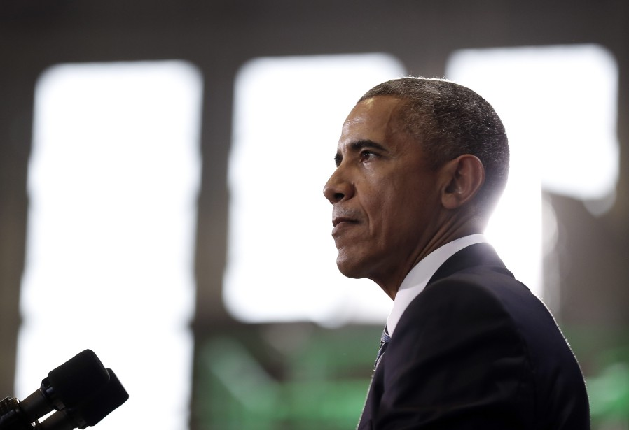 Le président américain Barack Obama.... (photo Carolyn Kaster, archives Associated Press)