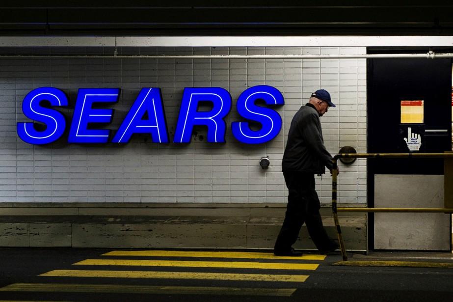 Les pertes de Sears Canada ont atteint 120... (photo Andy Clark, archives REUTERS)