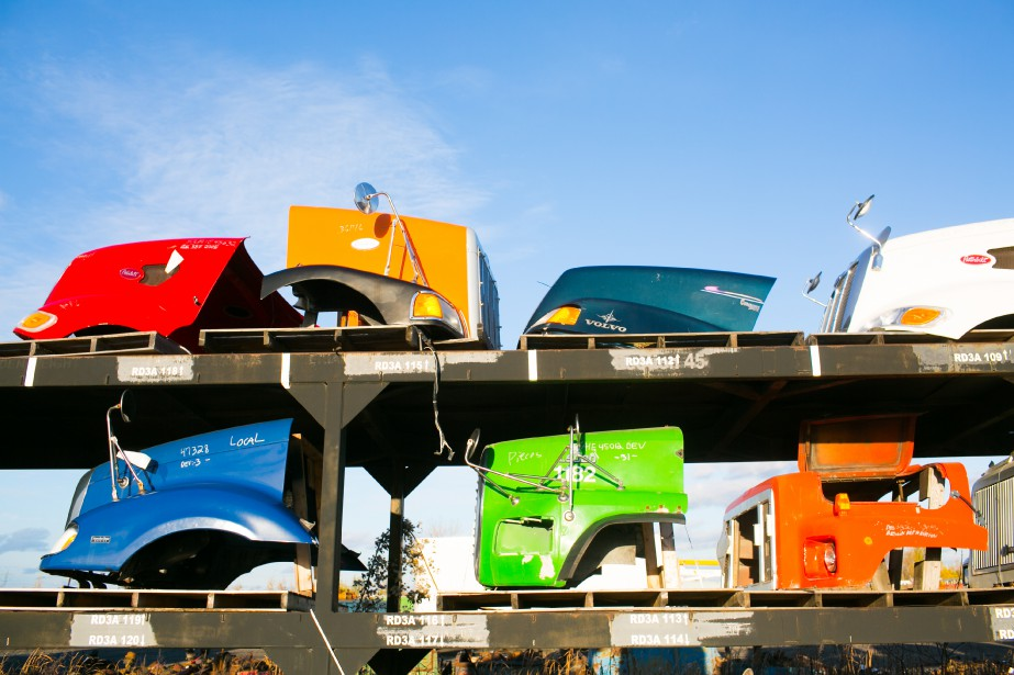 Secrets de recycleurs poids lourds en pi ces d tach es for Acheter une maison en angleterre