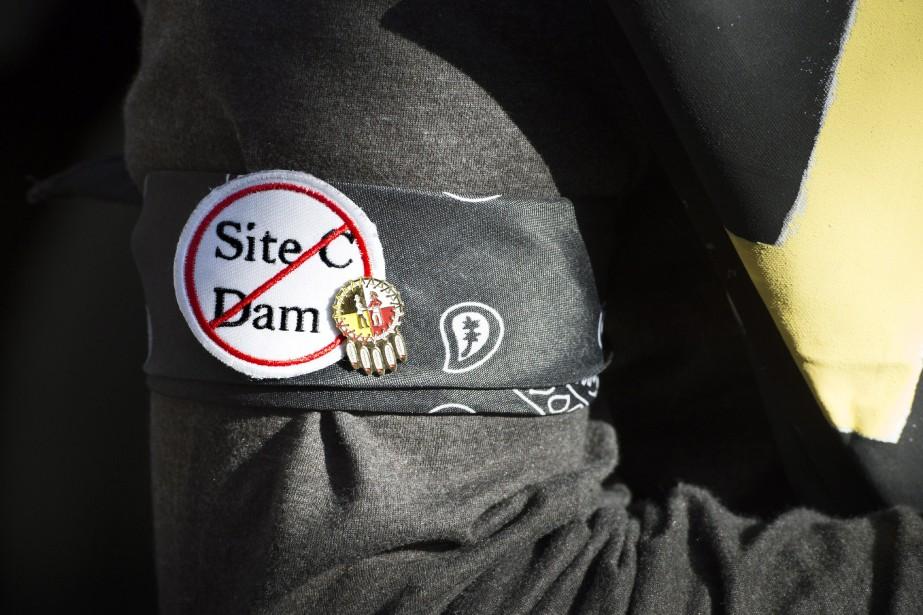 Ce grand barrage hydro-électrique qui sera construit dans... (Photo Paul Chiasson, archives La Presse canadienne)