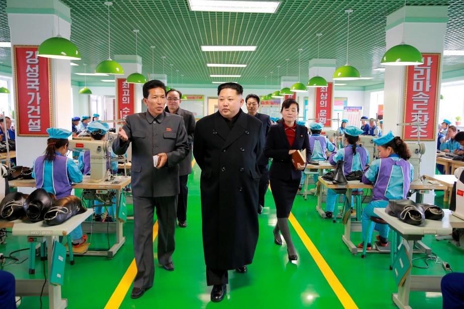 Sur les toutes dernières photos rendues publiques par... (Photo Reuters)