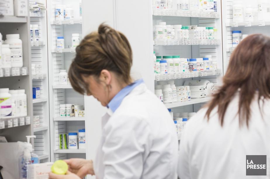 Chaque année, les pharmaciens du Québec contribuent à... (photo OLIVIER PONTBRIAND, archives LA PRESSE)