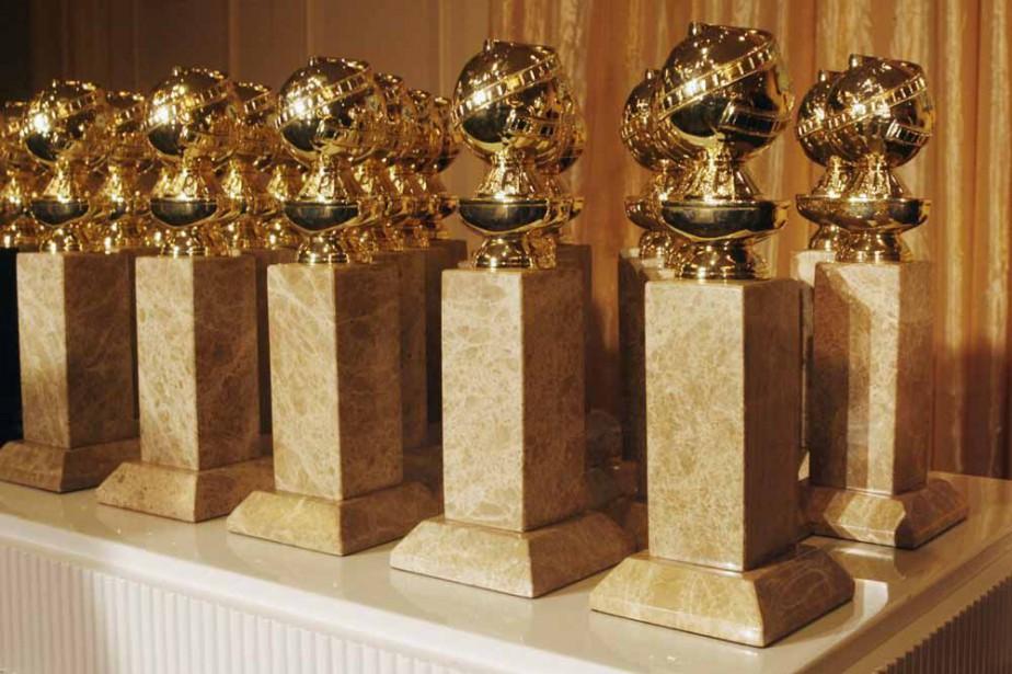 Voici les principales nominations aux Golden Globes, les... (PHOTO ARCHIVES AFP)