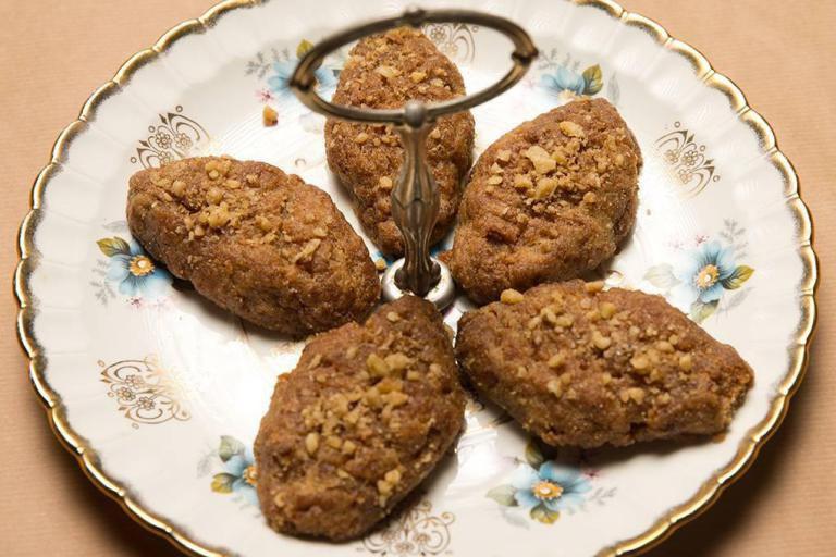 Lemelomakarona est un macaron à base de semoule,... (Photo Martin Chamberland, La Presse)