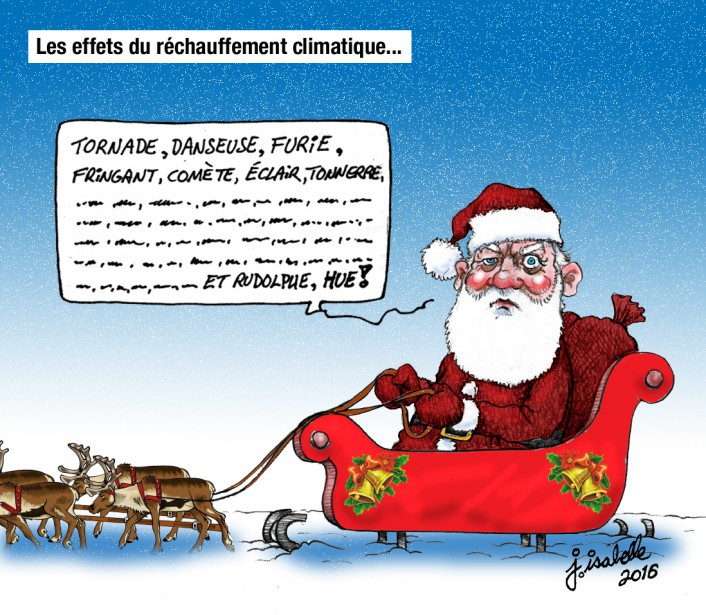Caricature du 13 décembre | 13 décembre 2016