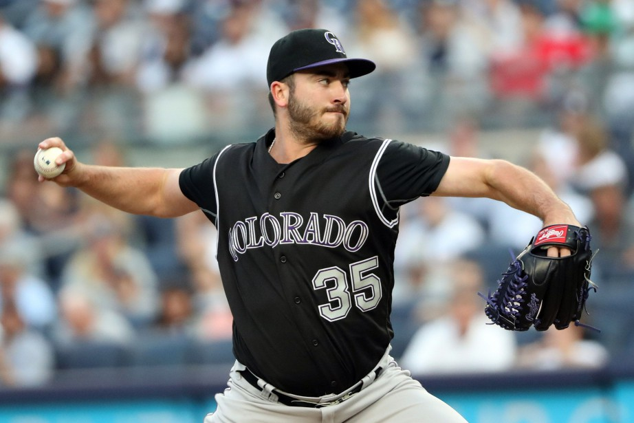 Chad Bettis... (Photo archives USA Today Sports)