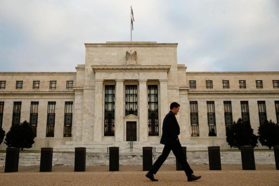 Un responsable de la Réserve fédérale... (photo kevin lamarque, archives reuters)