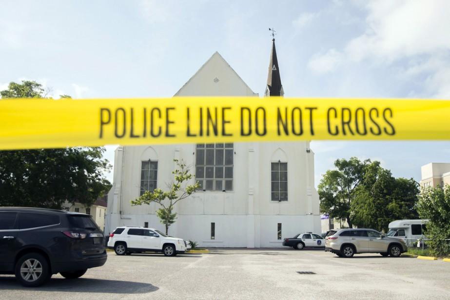 Les débats devant la cour fédérale de Charleston... (photo Stephen B. Morton, archives AP)