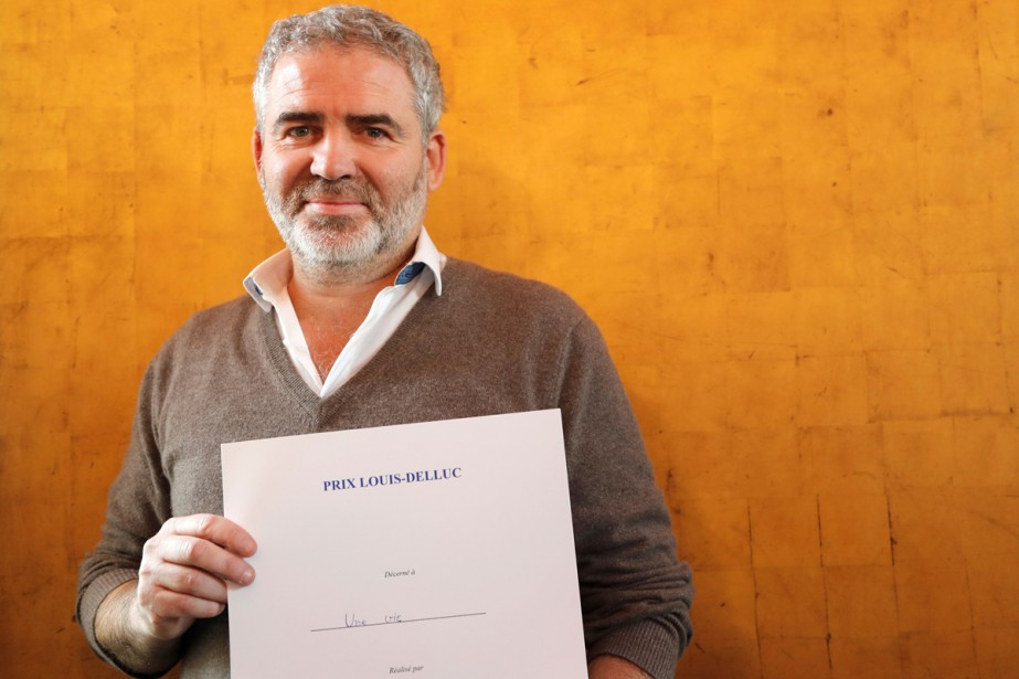Stéphane Brizé, réalisateur du film Une vie.... (PHOTO AFP)