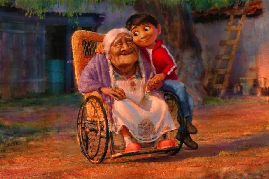 Le studio est connu pour ses films sur les monstres,... (Photo fournie par Pixar)