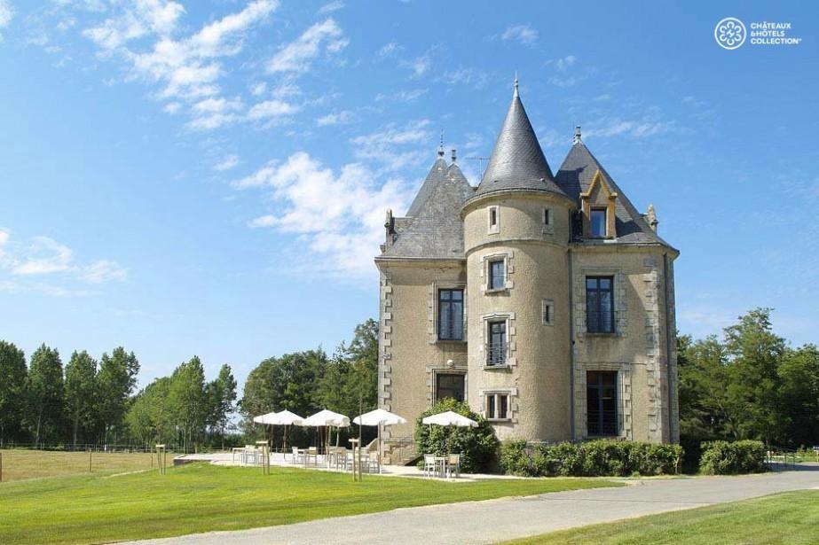 La plateforme Airbnb... (Photo tirée du site de Châteaux et Hôtels Collection)