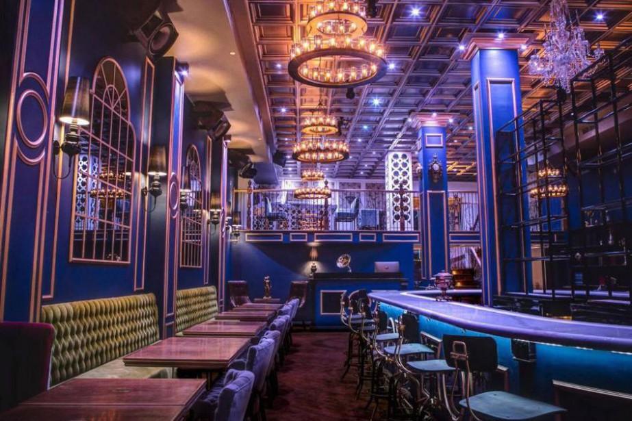 Lesupperclub Bord'Elle vient d'ouvrir dans le Vieux-Montréal.... (Photo fournie par Bord'Elle)