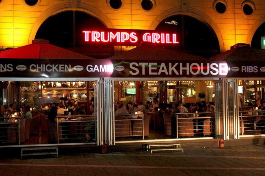 Le restaurant est situé au sous-sol de la... (photo safarinow.com)