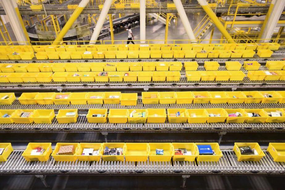 «Comment rivaliser avec des géant tels qu'Amazon ou... (Photo Noah Berger, archives Reuters)
