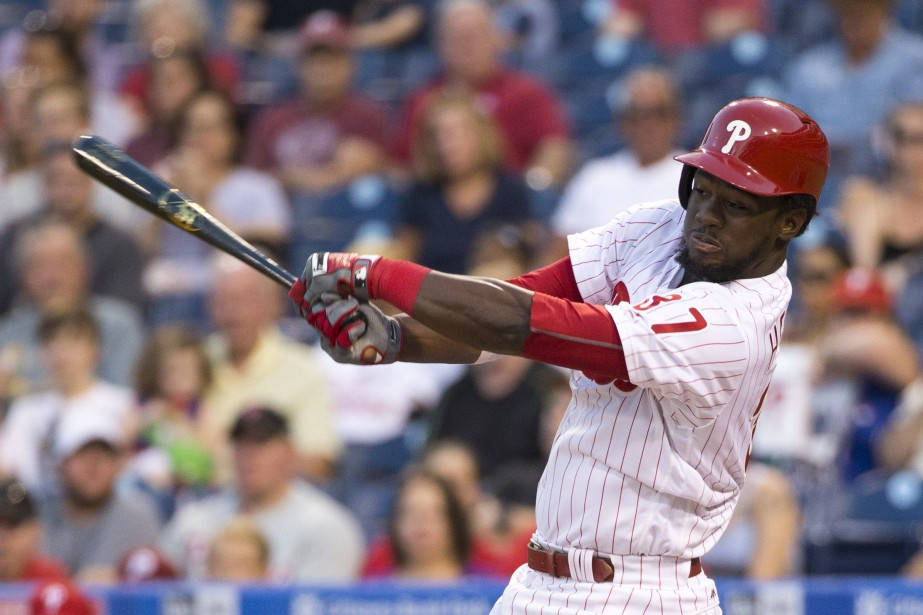 Odubel Herrera... (PHOTO Chris Szagola, archives AP)