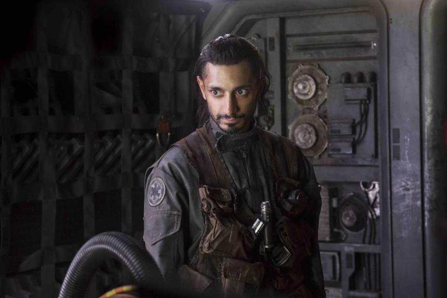 DansRogue One,Riz Ahmed incarne le pilote Bodhi Rook,... (Photo fournie par Lucasfilm)