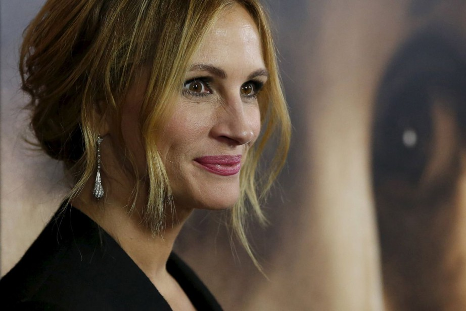 Julia Roberts... (PHOTO ARCHIVES REUTERS)