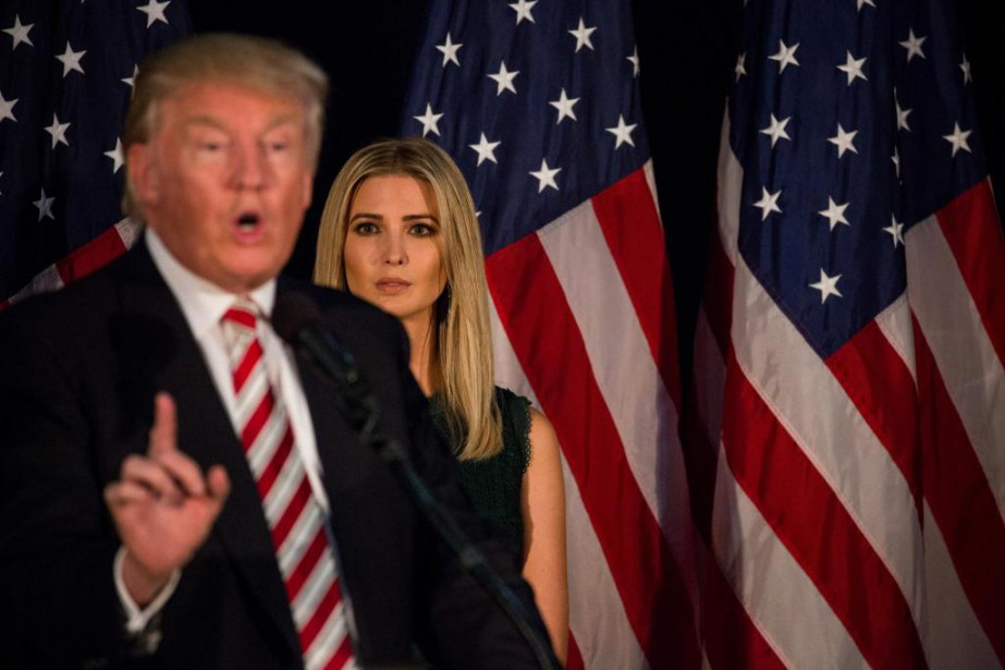 Ivanka Trump, fille du président désigné, songe à... (PHoto Damon Winter, archives The New York Times)