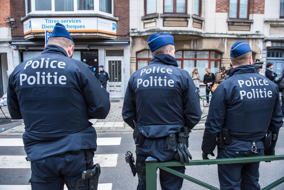 La justice belge traite «une dizaine... (PHOTO LAURIE DIEFFEMBACQ, ARCHIVES AFP)