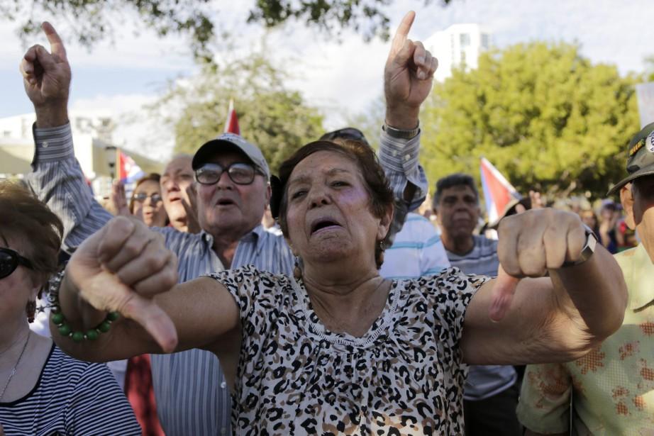 Le gouvernement socialiste de Raúl Castro nie toute... (Photo AP)