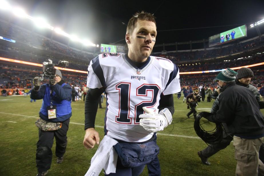 Brady a raté ses six premières passes pour... (Photo USA Today Sports)