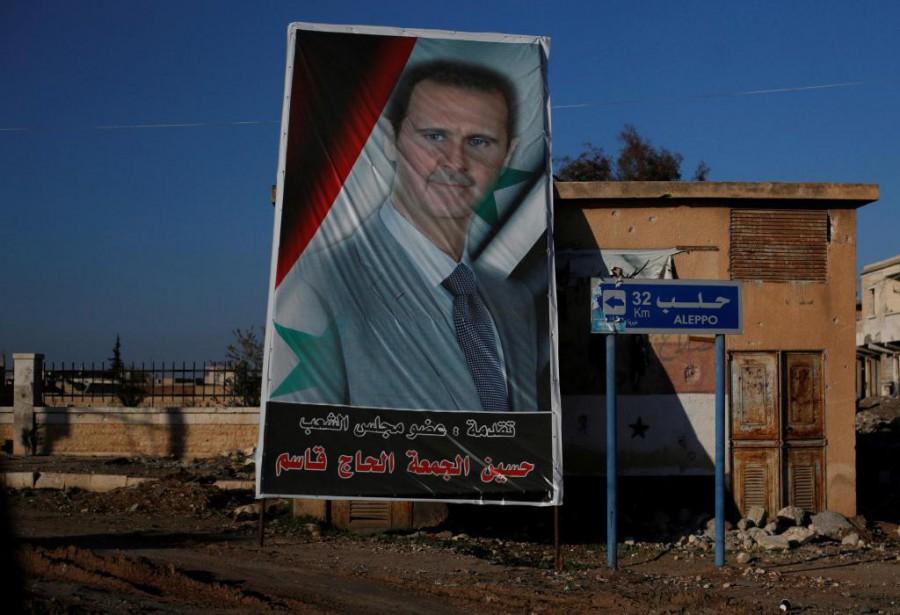«Bachar al-Assad a transformé cette rébellion en conflit... (PHOTO OMAR SANADIKI, REUTERS)
