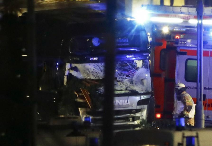L'attaque serait délibérée, a indiqué la police. (Photo REUTERS)