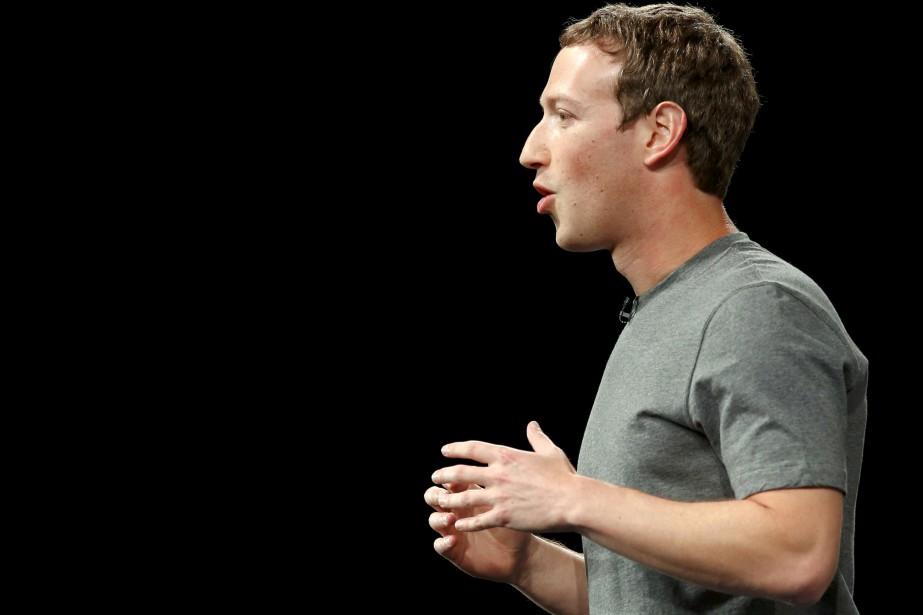 Mark Zuckerberg... (PHOTO ARCHIVES REUTERS/ALBERT GEA)