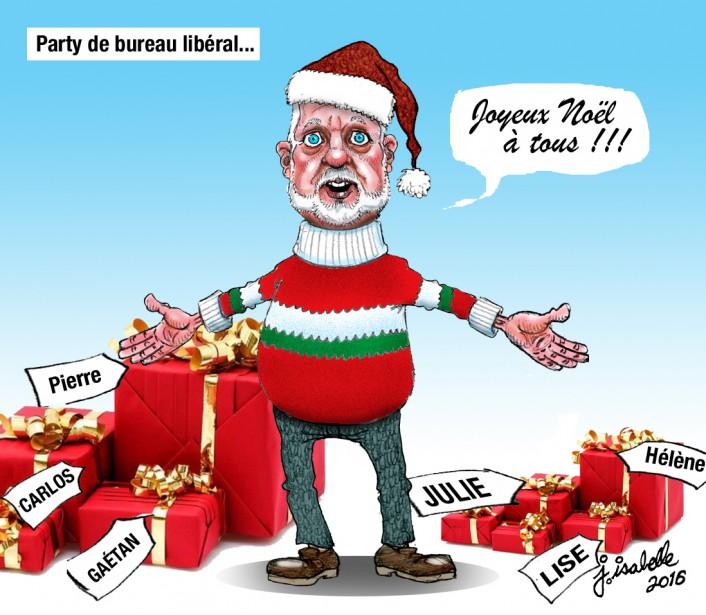 Caricatue du 20 décembre | 20 décembre 2016