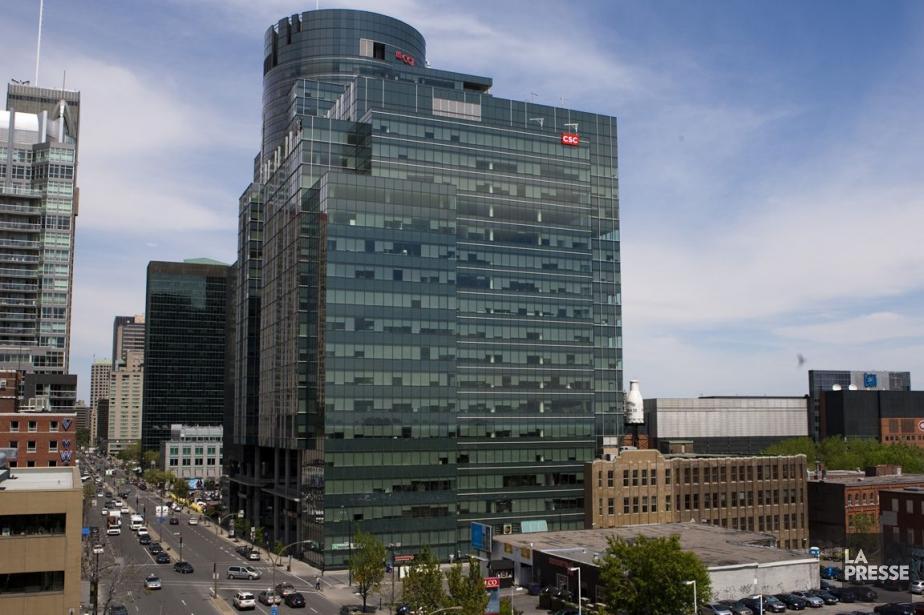 La Cité du Commerce électronique.... (PHOTO MARTIN TREMBLAY, ARCHIVES LA PRESSE)
