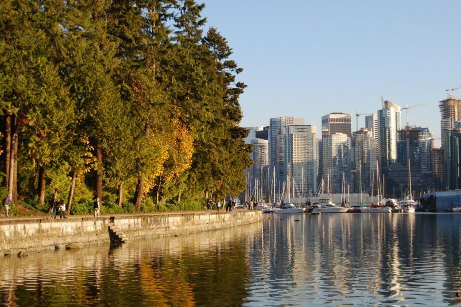 Stanley Park à Vancouver... (PHOTO THINKSTOCK)