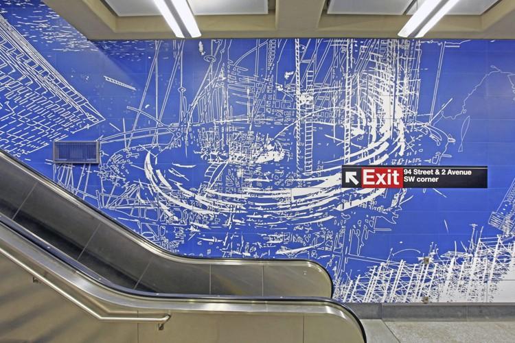 Échaudés par des décennies d'attente, beaucoup de New-Yorkais... (PHOTO AP)