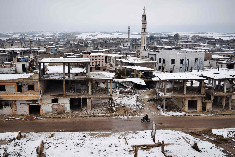 La fin des évacuations d'Alep permettra au régime... (AFP)
