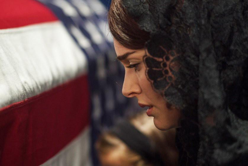 Natalie Portman dans Jackie... (Photo fournie par Fox Searchlight Pictures)