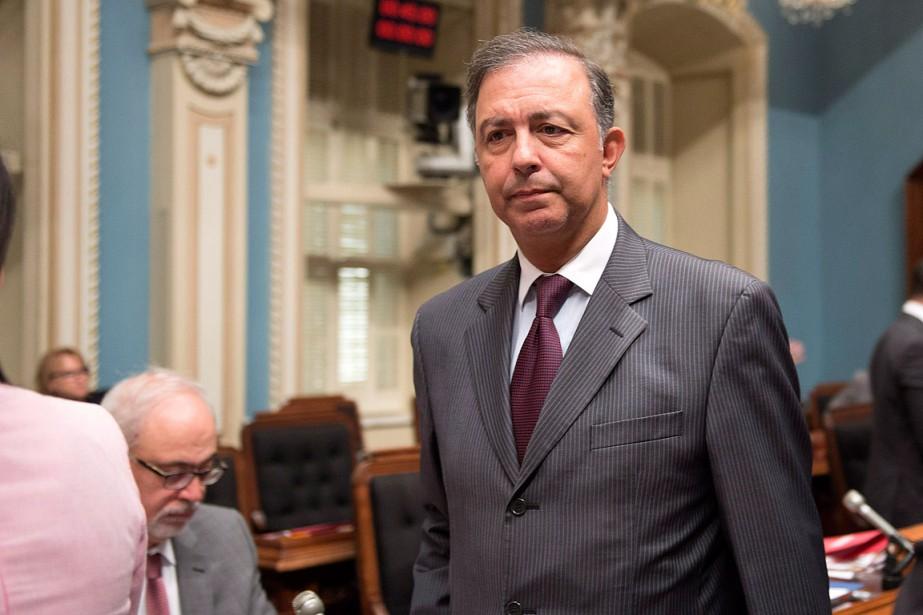 Marc-Yvan Côté, qui était vice-président du conseil de... (Jacques Boissinot, archives PC)