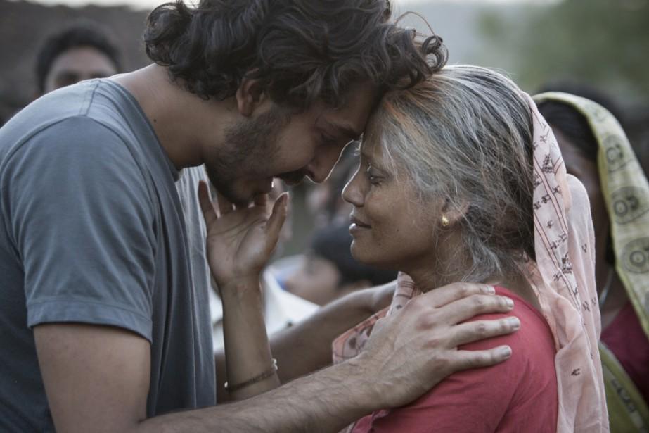 Dev Patel et Priyanka Bose dans Lion... (Photo fournie par Long Way Home Productions)