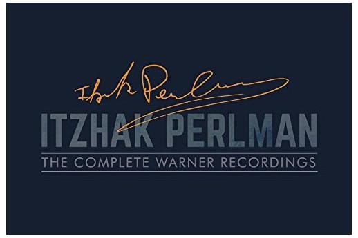 Pour bien saisir l'envergure d'Itzhak Perlman, il faut lire le livre...